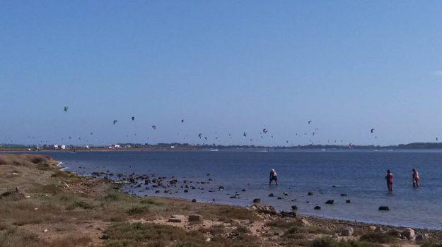 kite surf stagnone, Trapani, Cronaca