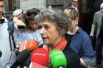 Alla camera ardente a Palazzo Marino anche Simonetta Agnello Hornby: «Un esempio di grande europea»