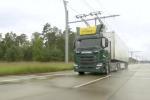 Sei chilometri della Brebemi, che collega Brescia e Milano, sperimentano la circolazione dei mezzi pesanti come fossero filobus