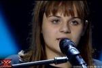 La giovane ha ottenuto quattro sì dai giudici per il suo inedito «Cherofobia»