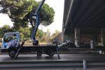 Nuovi lavori nei viadotti in viale Regione a Palermo, traffico in tilt