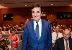 Alla presentazione de «Il Management», la nuova collana di volumi in edicola con il «Corriere della Sera»