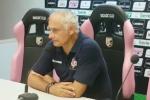 """Cremonese, l'allenatore Mandorlini: """"Fatto una grande partita, non è facile fare risultato a Palermo"""""""
