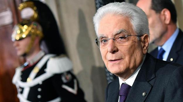 governo, Sergio Mattarella, Sicilia, Politica