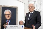 """Mattarella a Siracusa per ricordare il professore Bassiouni: """"Stagione difficile, servono regole comuni"""""""
