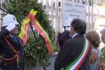38 anni dal delitto De Mauro, Palermo ricorda il giornalista ucciso dalla mafia: le immagini