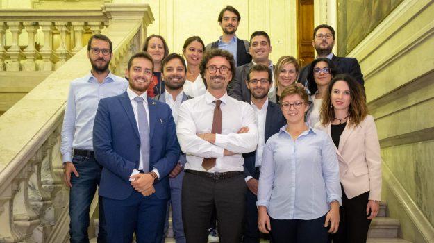 Danilo Toninelli, Sicilia, Politica