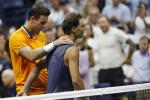 Us Open, la finale sarà tra del Potro e Djokovic: Nadal si fa male e si ritira