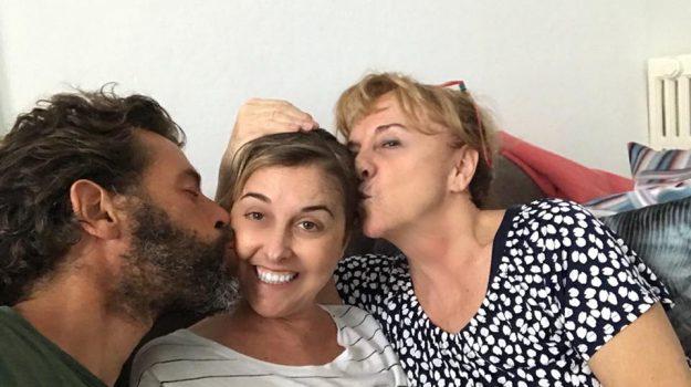 iene ritorno tv toffa, nadia toffa cancro, Nadia Toffa, Sicilia, Società