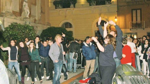 Notte bianca a Trapani, Trapani, Cronaca