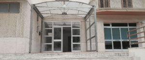 La struttura per anziani a Castellammare del Golfo