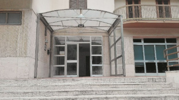 Ospizio Castellammare del Golfo, Agrigento, Cronaca