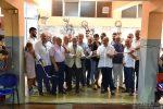 L'inaugurazione del palasport Pippo Nicosia