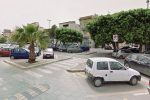 I posteggi di piazza della Repubblica che presto saranno a pagamento (foto Giuliano)