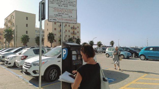 parcheggiatori abusivi trapani, Trapani, Cronaca