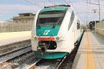 Maltempo, riaperta la tratta ferroviaria tra Palermo e Catania