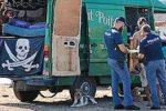 Rave party in un terreno a Ragusa, denunciati 83 giovani