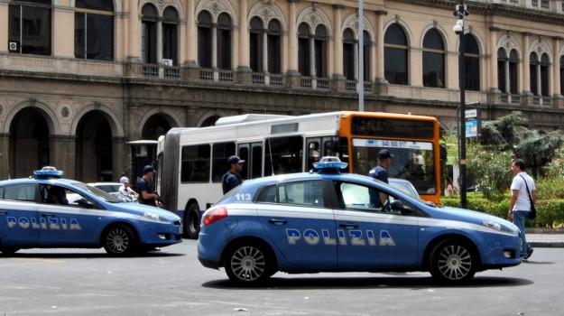 ladro acrobata a Palermo, Palermo, Cronaca