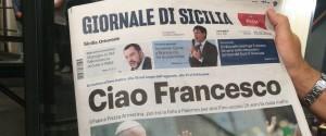 Il Giornale di Sicilia in edicola con la nuova grafica, tutte le pagine a colori