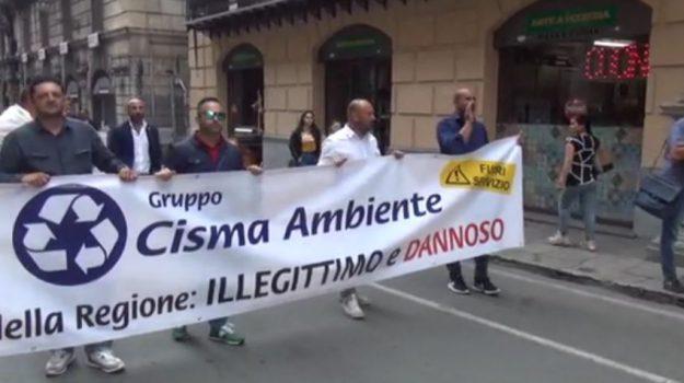 Discarica di Melilli ancora in attesa delle autorizzazioni, la protesta dei lavoratori Cisma