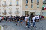 Protesta degli studenti a Siracusa