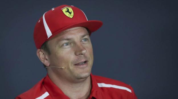 Raikkonen Ferrari, Kimi Raikkonen, Sicilia, Sport