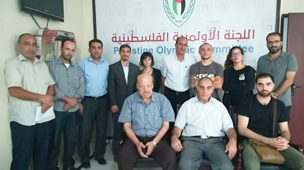 pugile palermitano a Gaza, Giancarlo Bentivegna, Palermo, Sport