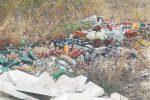 Favara, l'ex miniera Ciavolotta invasa dai rifiuti