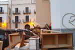 Il salottino all'Olivella (foto Federica Raccuglia)