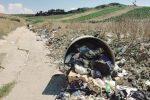 Rifiuti abbandonati a Partanna, 40 multe in pochi giorni