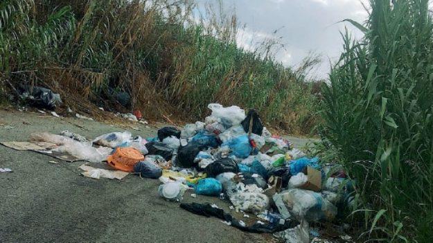 discarica partinico, rifiuti sicilia, Sicilia, Cronaca