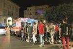 Una serata di goliardia finisce a sediate: giovane in ospedale a Trapani