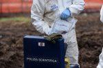 Giallo a Caltanissetta, trovati i resti di un cadavere in contrada Palombara