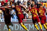 La Roma esce dalla crisi e fa suo il derby: battuta la Lazio 3-1