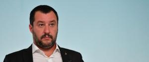 Il premier Giuseppe Conte e il ministro dell'Interno Matteo Salvini