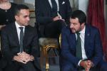 Manovra: l'Unione Europea verso il no, ma Salvini e Di Maio tirano dritto