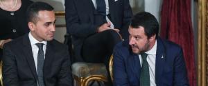 Gelo Salvini-Di Maio blocca Conte, intesa Ue vacilla