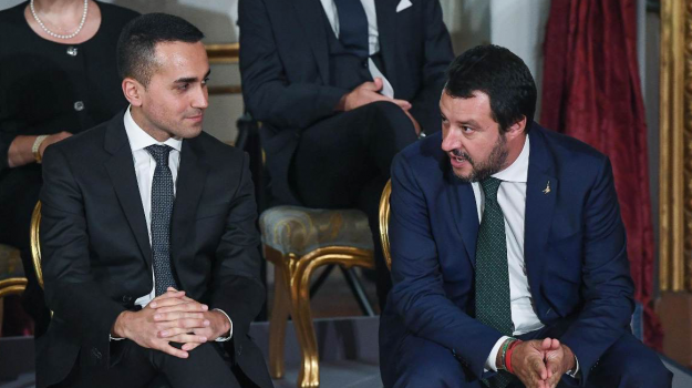 Manovra governo, Matteo Salvini, Sicilia, Politica