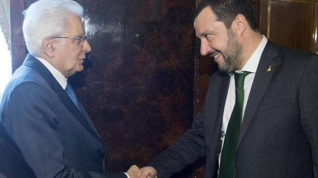 Botta risposta Mattarella Salvini, Matteo Salvini, Sergio Mattarella, Sicilia, Politica