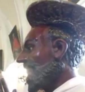 Agira, per la quarta volta la statua di San Filippo torna a lacrimare