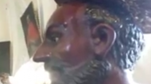 san filippo agira, statua che suda, Enna, Cronaca
