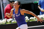"""Si ritira Francesca Schiavone, la """"Leonessa"""" del tennis italiano"""