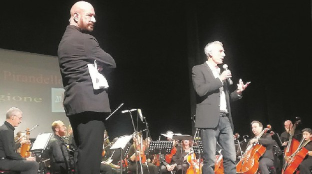 Programma teatro Pirandello Agrigento, Sebastiano Lo Monaco, Agrigento, Cultura