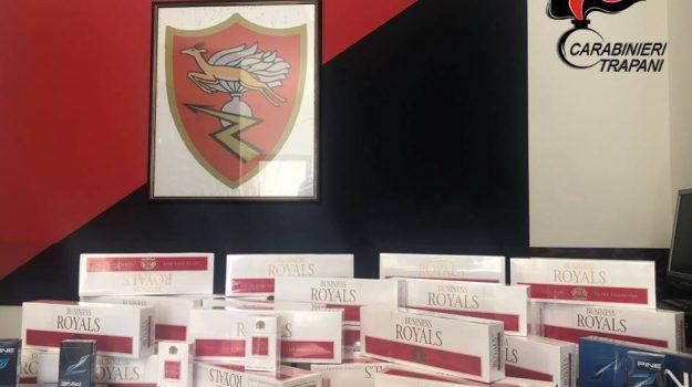 sigarette di contrabbando a Marsala, Trapani, Cronaca