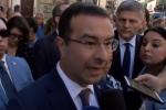 """Il Capitano Ultimo senza scorta, il sottosegretario Candiani da Palermo: """"Lo Stato non abbandona"""""""