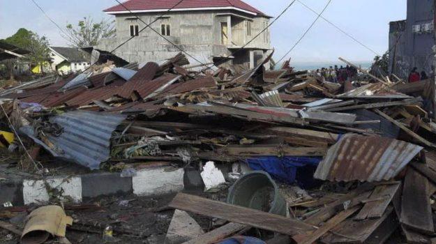 Terremoto Indonesia, tsunami indonesia, Sicilia, Mondo