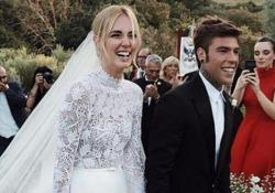 Chiara e Fedez si sono scambiati lunghe promesse prima del sì