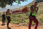 Soccorsa una turista francese ferita nella riserva dello Zingaro