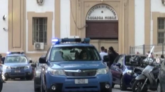 quattro rapine a Palermo, Palermo, Cronaca