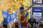 Mondiali di ciclismo, vince Valverde: niente da fare per Nibali e per l'Italia
